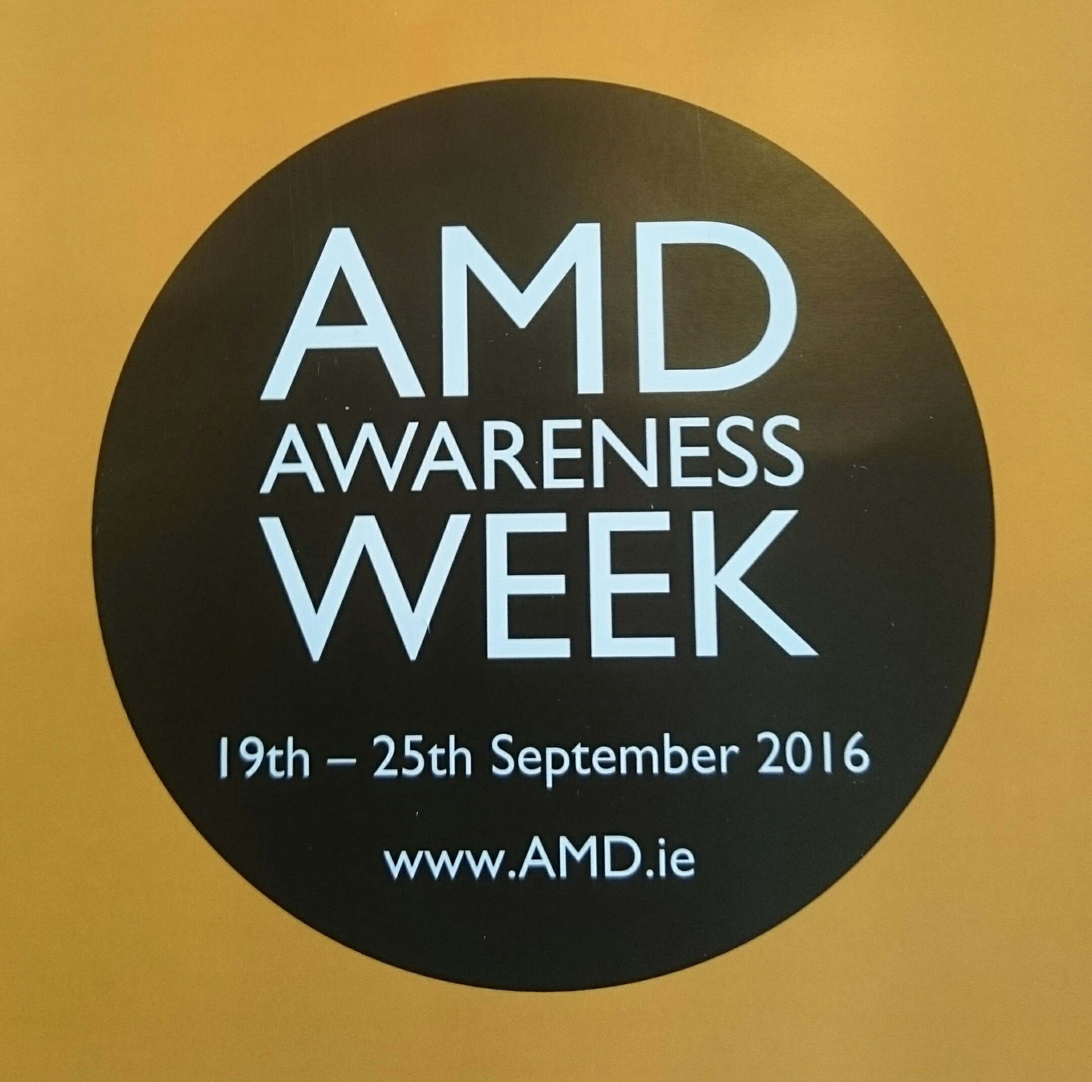 Age-Related Macular Degeneration Awareness Week